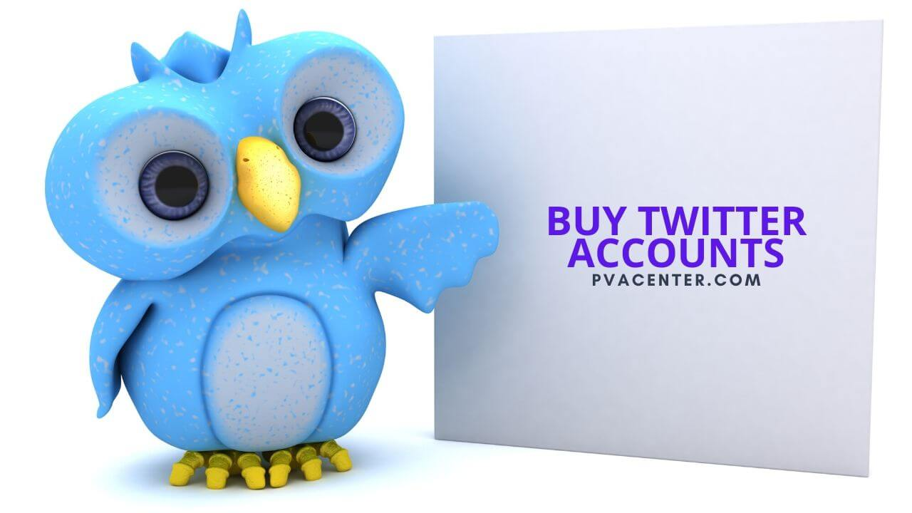 BUY TWITTER ACCOUNTS